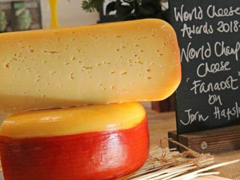 Já ouviu falar no queijo Fanaost ?